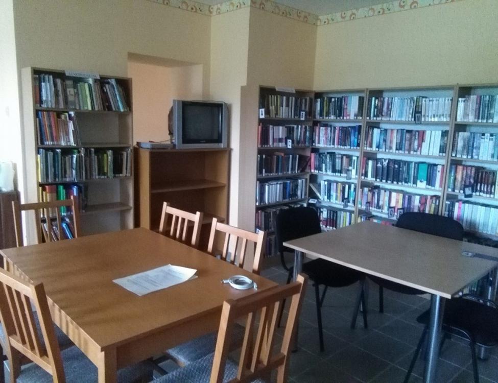 Vejti könyvtár