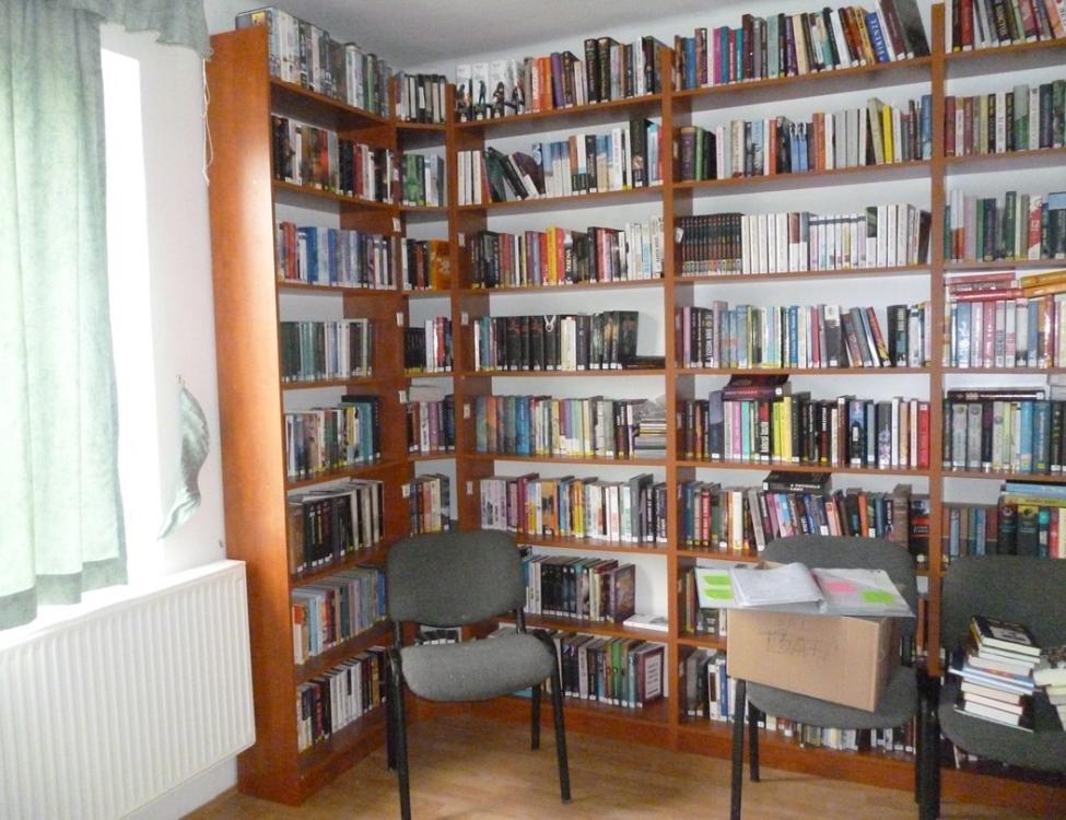 Bánfa könyvtár