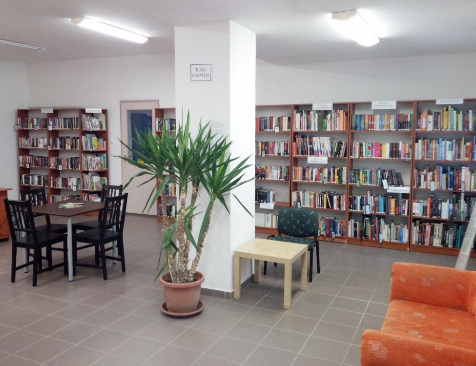 Bükkösd könyvtár