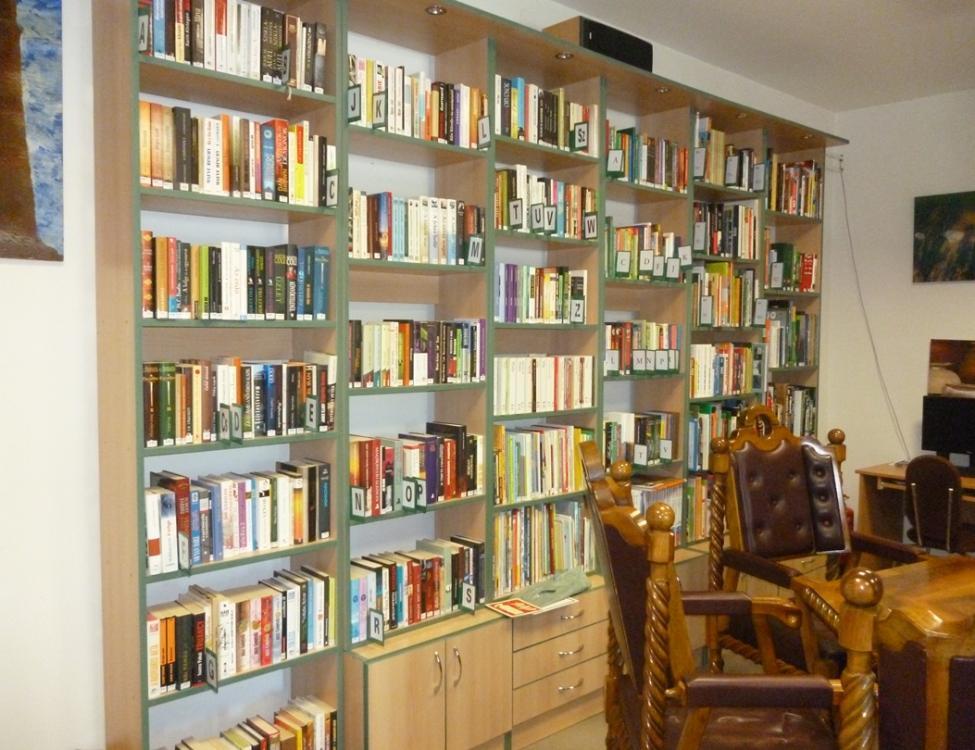 Cserdi könyvtár