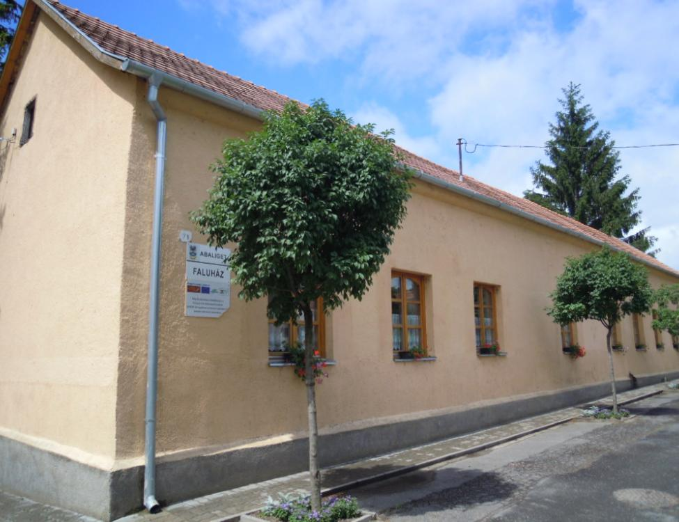 Abaliget könyvtára
