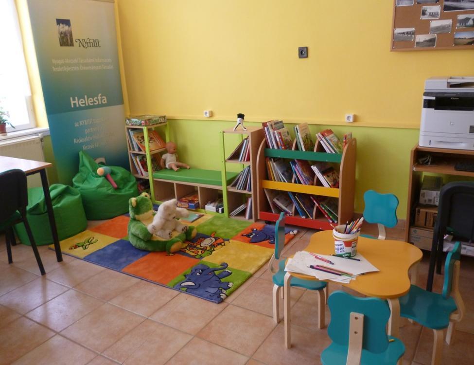 Helesfa könyvtár
