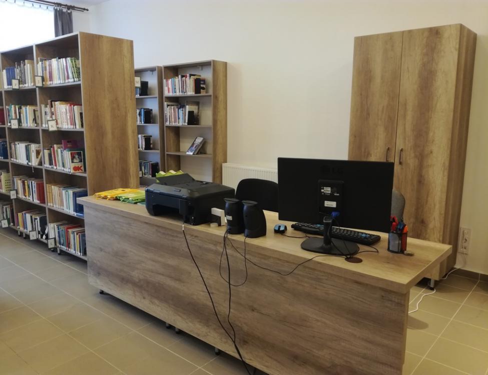 Királyegyháza könyvtár