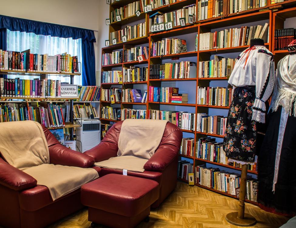 Szederkény könyvtár