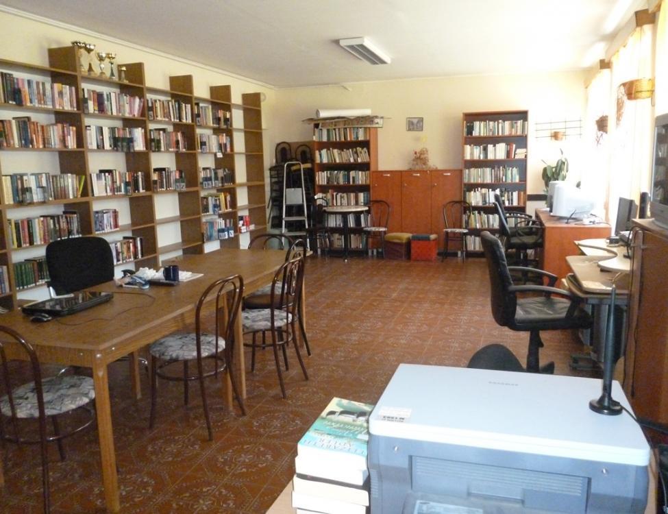 Nagyváty könyvtár