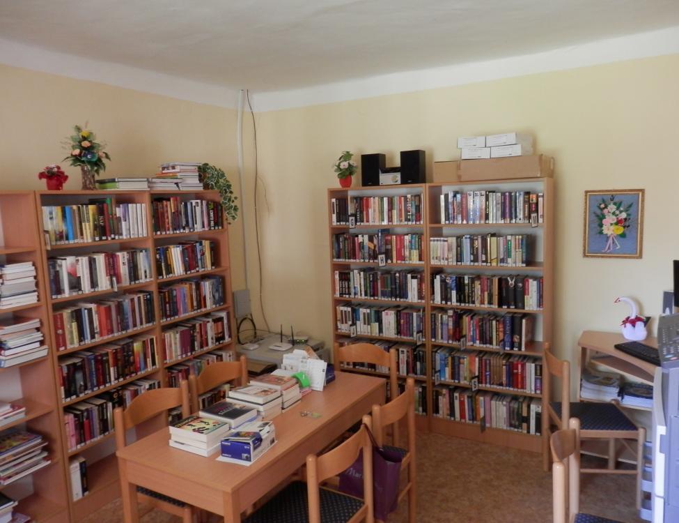 Ivánbattyán könyvtár