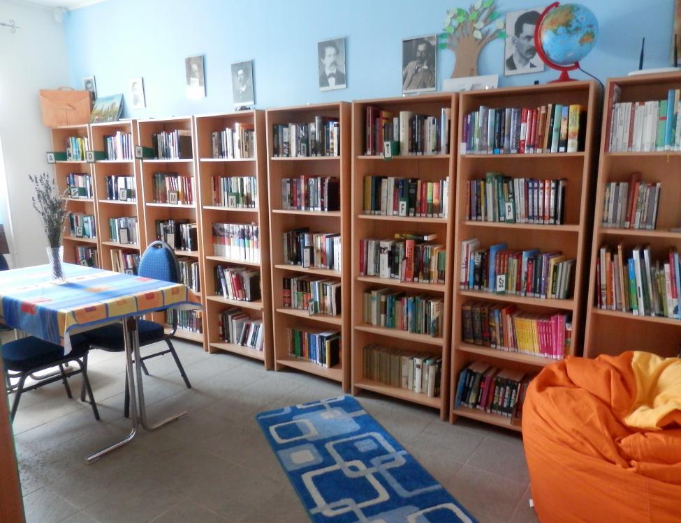 Baksa könyvtára
