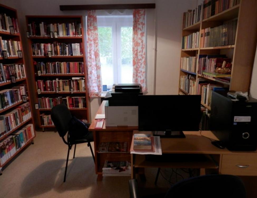 Áta könyvtár