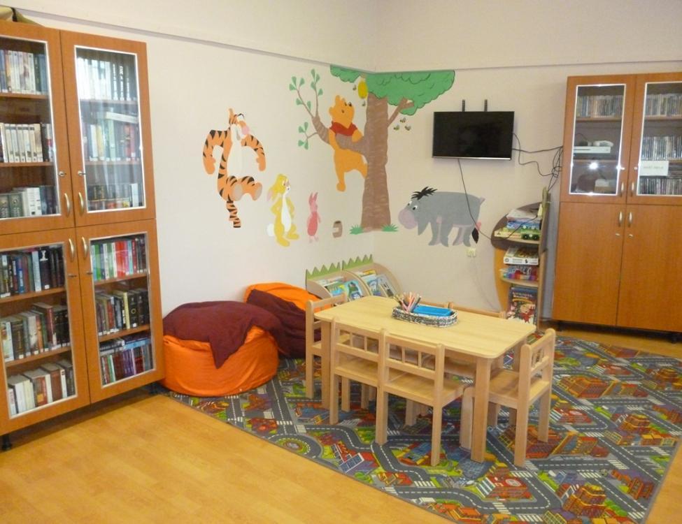 Szabadszentkirály könyvtár