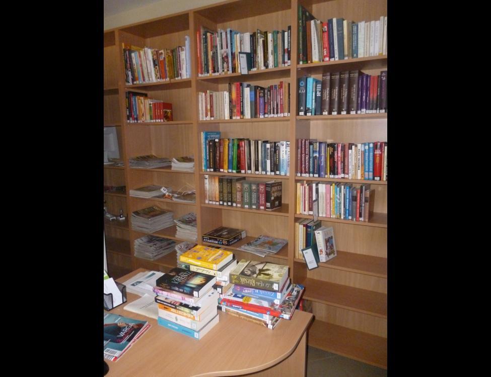 Szentkatalin könyvtár