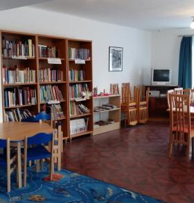 Bogdása könyvtári szolgáltató helye