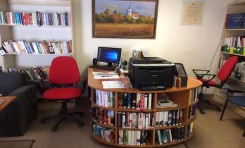 Kisszentmárton könyvtár