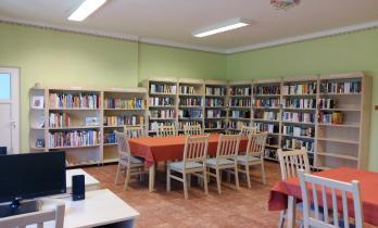 Marócsa könyvtár