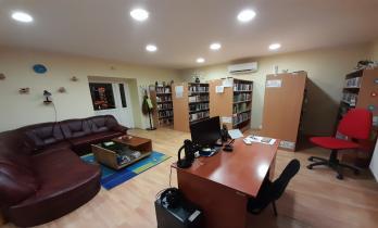 Lapáncsa könyvtár