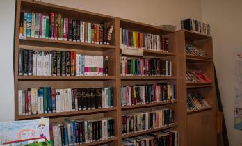Nagykozár könyvtár