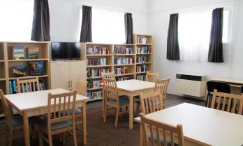Rózsafa könyvtár